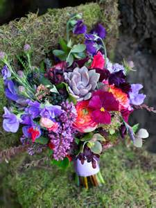 Beaitful wedding bouquets canada s most beautiful foxgloves