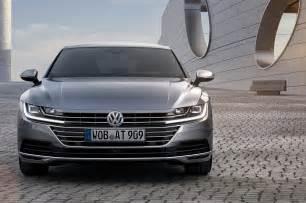 Led Interior Lights First Look 2018 Volkswagen Arteon Gran Turismo