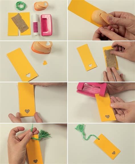Paper Bookmarks To Make - valentine s day crafts for easy ideas for sweet