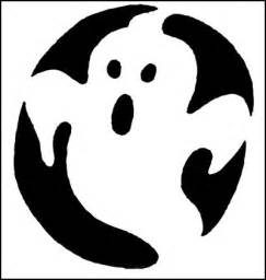 ghost pumpkin template ghost pumpkin carving patterns
