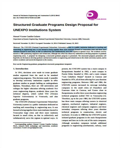 program design grant proposal program proposals 9 free documents in word pdf