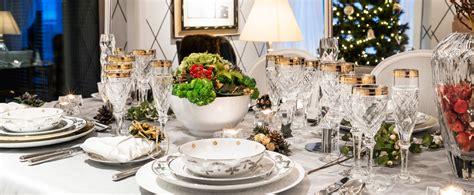 table decorating ideas   elegant christmas dinner