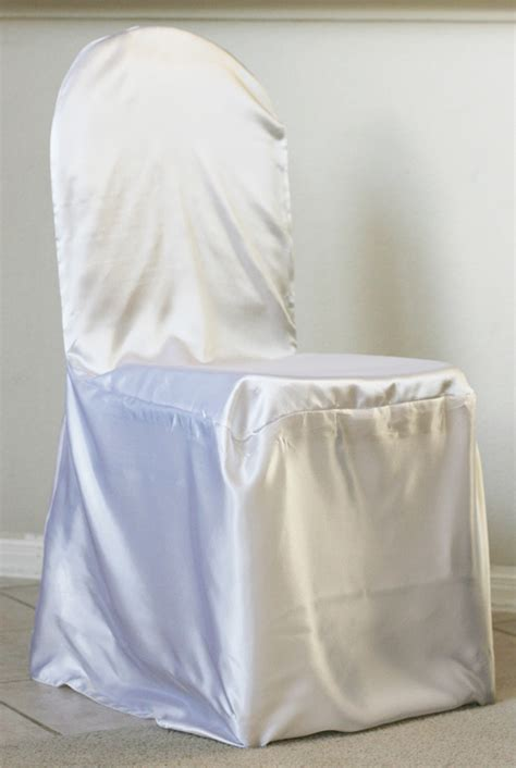 simply weddings chair cover rentals banquet satin