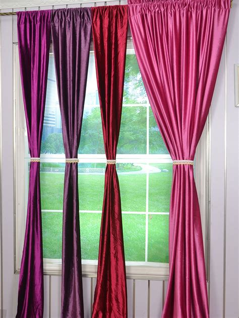 pink velvet curtain hot pink velvet curtains curtain menzilperde net