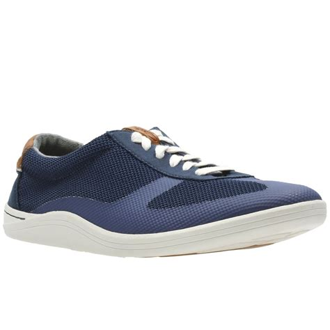 sports shoe uk clarks mapped vibe mens casual sports shoes from