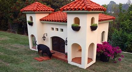 outrageous dog houses most outrageous celebrity purchases
