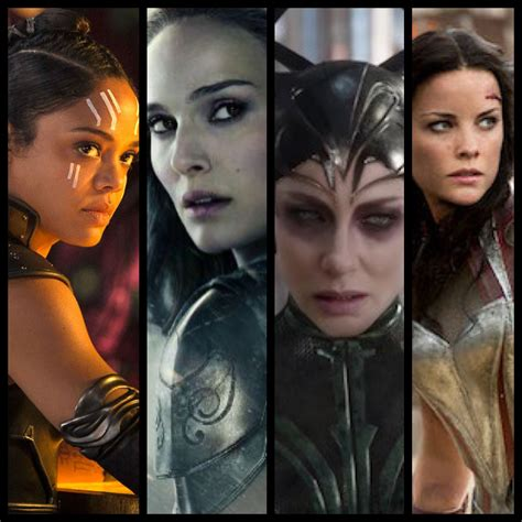 thor movie franchise bgn looks at the women in the thor film franchise