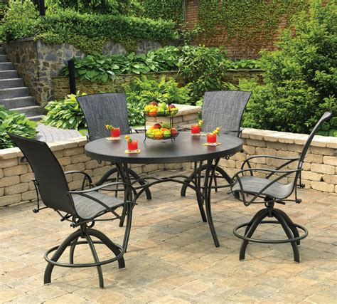 Patio Furniture Bar Set Patio Bar Sets Pictures Pixelmari