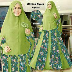 Gamis Alvina Syari jual baju tunik wanita angdorjee keren cek sekarang juga disini http www bajugamisku