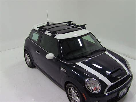 Roof Rack For Mini Cooper S by Thule Roof Rack For 2013 Mini Cooper Etrailer