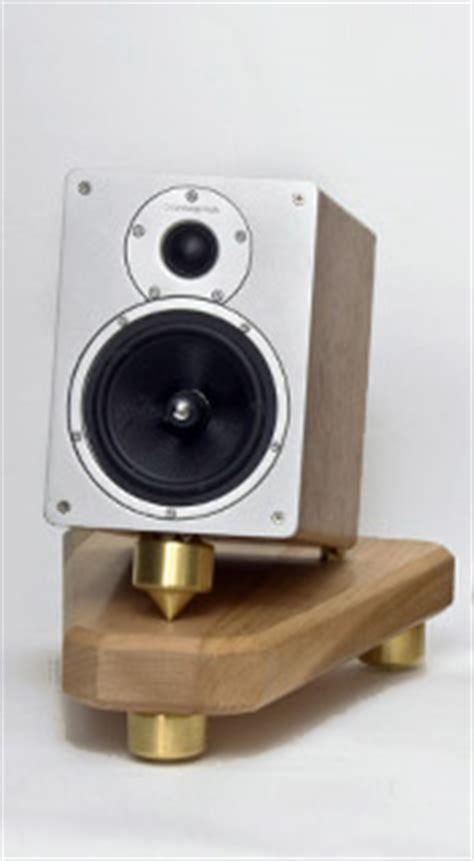 mapleshade time correcting maple bedrock speaker stands