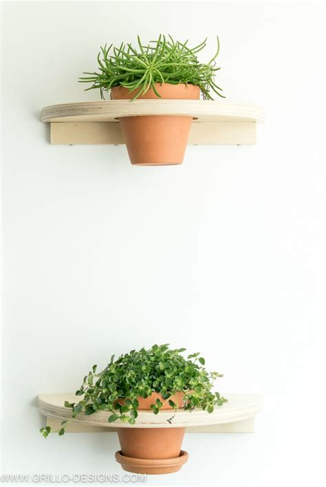 wall planters ikea ikea frosta hack from stool to diy planter shelf grillo