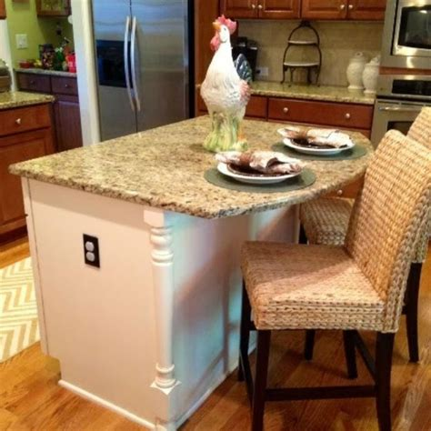 Chalk Paint Ideas Kitchen How To Chalk Paint A Kitchen Island Kitchen Counter Top Refinishing Projects By Diy Ready