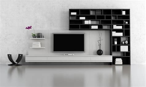 Modern Black And White Living Room by Modern Black And White Living Room Interior Design Ideas