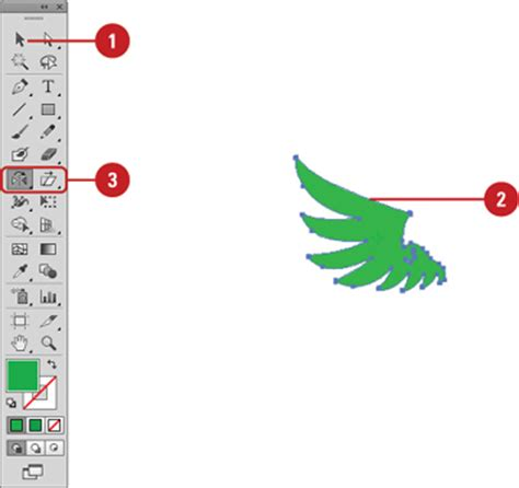 illustrator tutorial rotate tool reflecting and shearing objects working with objects in