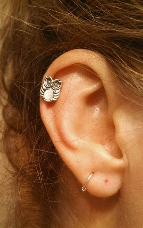 tattoo on back of ear cartilage 17 best images about tattoos and piercings on pinterest