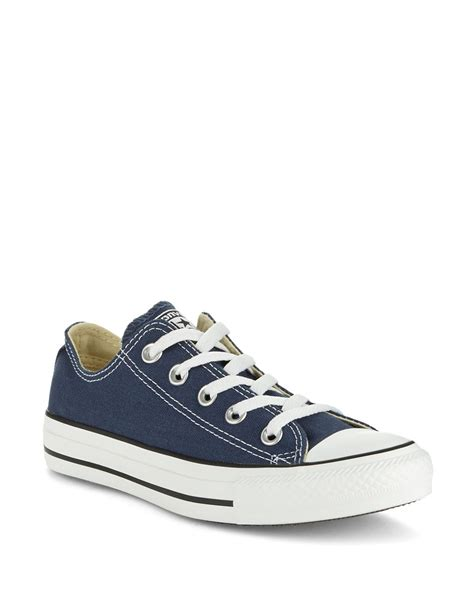 all sneakers converse all sneakers in blue navy lyst