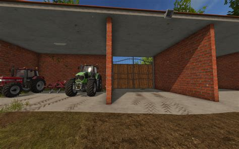 entry hall ls hall v 0 2 ls17 farming simulator 17 2017 mod
