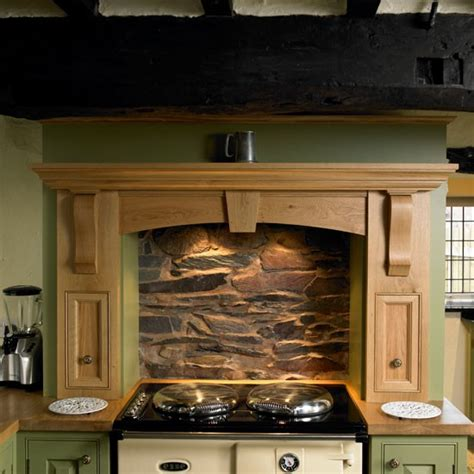 country kitchen with range cooker housetohome co uk range cooker step inside this period country kitchen
