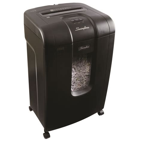 swingline shredders small home office shredders
