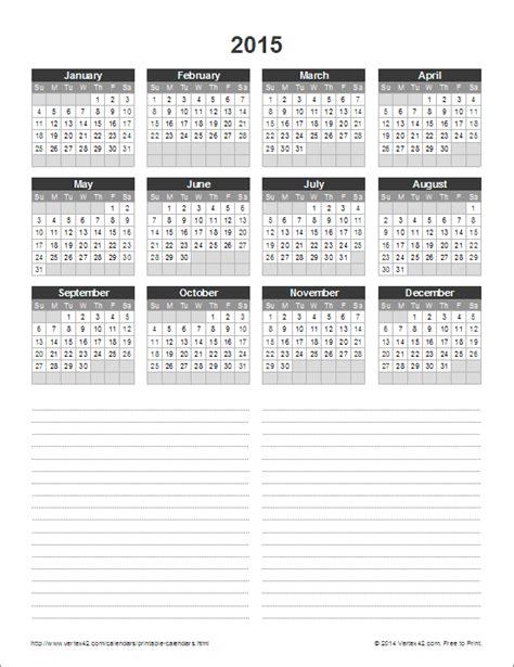 printable calendar room for notes free printable calendar printable monthly calendars