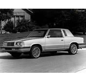 Chrysler LeBaron Coupe 1986 Photos 1024x768
