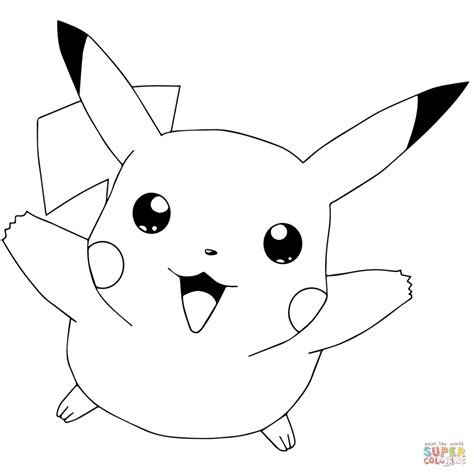 cute pikachu coloring pages get this cute pikachu coloring pages ys4h0