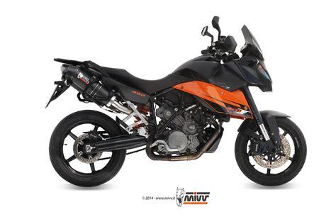 Motorrad Auspuff Gewicht by Auspuff Ktm 990 Supermoto Smt Mivv Oval Carbon Mit Carbon