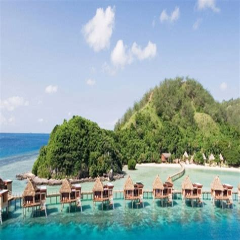 south pacific water bungalows global - South Pacific Overwater Bungalows