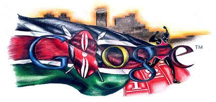 Doodle 4 2013 Kenya Winner