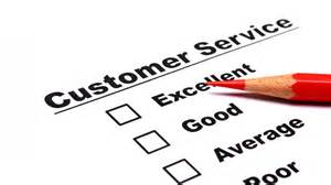 Customer Service Powerpoint Templates by Customer Service Survey With Checkbox On Form An