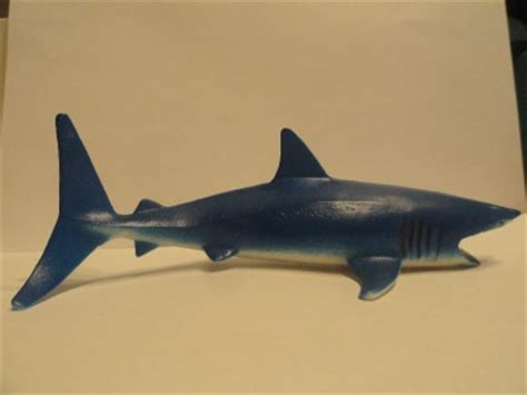 shark rubber st express rubber shark figure ebay
