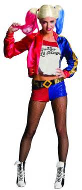 Harley quinn woman suicide squad halloween costume 44 99 the