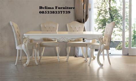 Meja Makan Mewah set meja makan mewah model terbaru cv delima furniture
