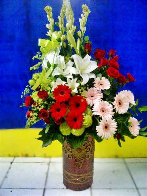 Mukena Premium Mawar Tangkai Indah bunga meja gerbera 082298681272
