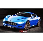 Maserati Alfieri Rendered In Production Trim