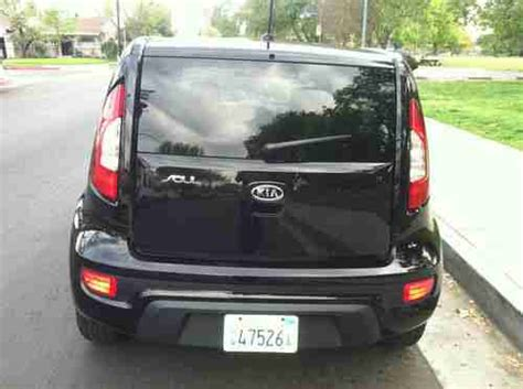 Kia Soul 2012 Gas Mileage Sell Used 2012 Kia Soul Low Clean Must See Great Mpg