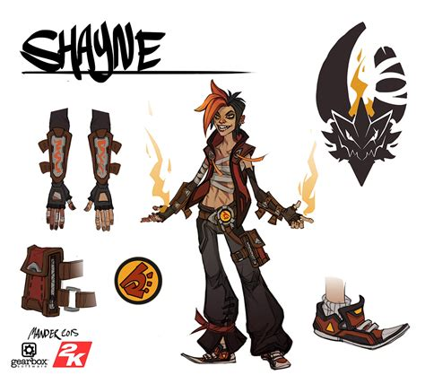 Gamis Allani draw or die concepts for shayne and aurox belligerent