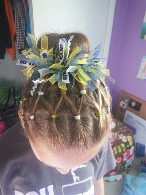 hairstyles for a gymnastics competition gymnastics meet hair gymnastics hair styles pinterest