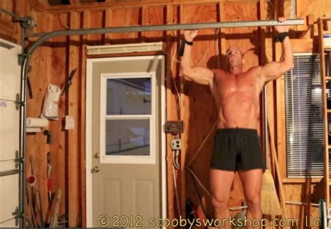 Pull Up Garage Door by 100 Places To Do Pullups Scooby S Home Workouts