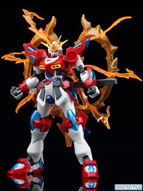 kamiki burning gundam hg 1 144 hgbf