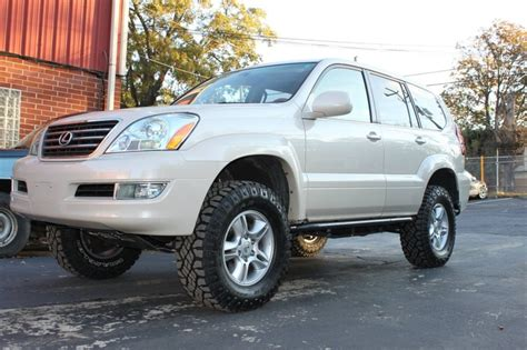 lifted lexus 2003 gx470 w iron man 4x4 lift kit total chaos ucas im