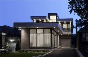 The Modern House New Home Designs Latest Modern House Exterior Front