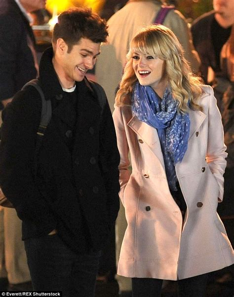 emma stone partner emma stone ended things with andrew garfield as he d