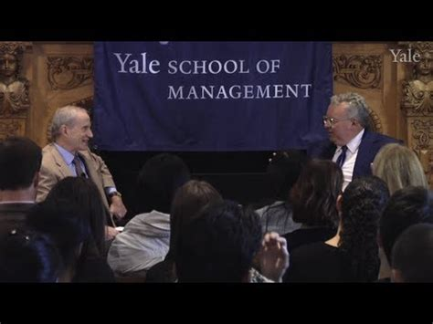 Why Yale Som Mba by Sotheby S Ceo On The Globalization Of The World