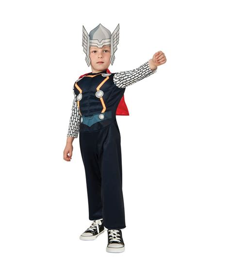the thor costume boys costumes thor toddler boy s costume