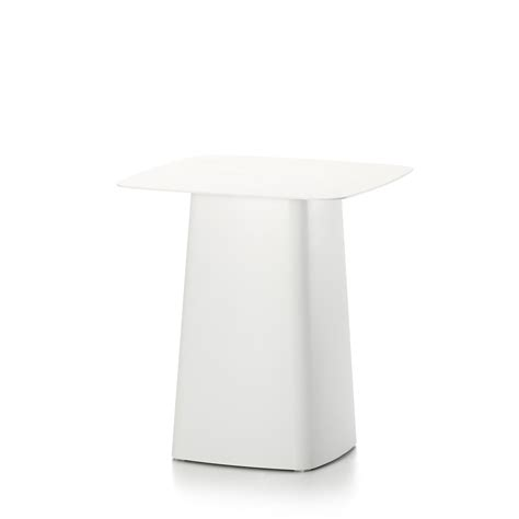 metal outdoor side table metal side table outdoor vitra shop