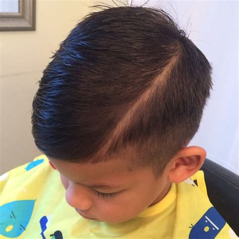little boy hard part cut boys haircuts 14 cool hairstyles for boys with short or