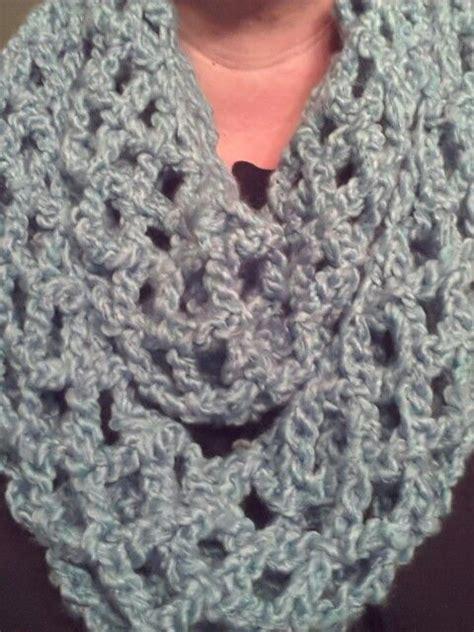 crochet pattern bulky yarn scarf blue bulky yarn crochet scarf wonderful crochet pinterest