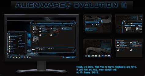 themes girl windows 8 alienware evolution theme for win8 sexy girl korea